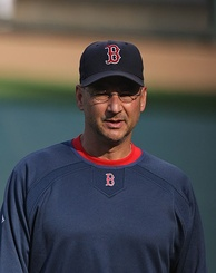 The Red Sox hired Terry Francona as their manager during the 2003–04 off-season.