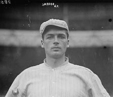 Tillie Shafer was a utility infielder for the New York Giants.