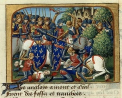 The Battle of Formigny (1450)