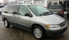 1997 Plymouth Grand Voyager LE