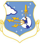 Emblem of the 4038th Strategic Wing