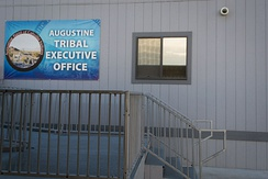 Office of the Augustine Band