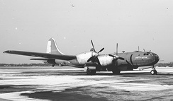 General Motors modified B-29 to use Allison V-3420 engines