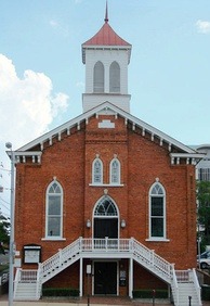 Dexter Avenue Baptist Church, where King ministered, was renamed Dexter Avenue King Memorial Baptist Church in 1978.