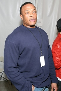 Dr. Dre, producer, solo artist and former member of N.W.A