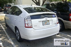 The Toyota Prius Hybrid Synergy Drive is a series-parallel full hybrid, sometimes referred to as a combined hybrid
