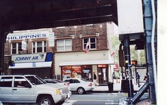 Woodside's Little Manila on Roosevelt Avenue