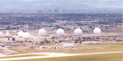 NRO ground station at Buckley Air Force Base, Aurora, CO