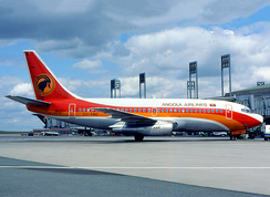 TAAG Angola Airlines is the country's state-owned national carrier.