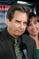 Beau Bridges won in 1993 for his portrayal of Terry Harper on The Positively True Adventures of the Alleged Texas Cheerleader-Murdering Mom.