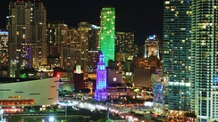 Miami is the main city of the largest metropolitan area in Florida