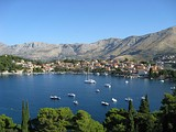 Panoramic view of Cavtat