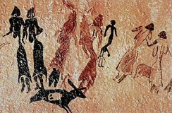 The Roca dels Moros contain paintings protected as part of the Rock art of the Iberian Mediterranean Basin, a World Heritage Site