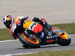 Honda RC212V raced by Dani Pedrosa