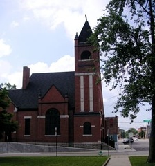 Hartford City's Presbyterian Church