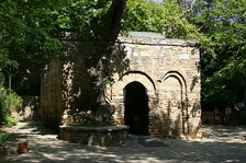 The chapel based on the claimed House of Mary in Ephesus