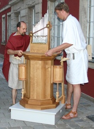 Reconstruction of hydraulic organ