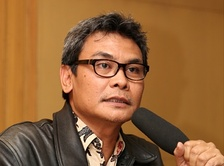 Johan Budi, the former spokesman of the Commission