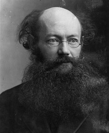 Peter Kropotkin, a prominent anarchocommunist thinker tried to found Anarchism on a scientific base.[91]