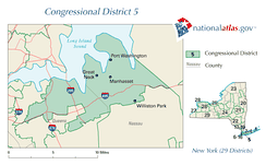 New York District 05 109th US Congress.png