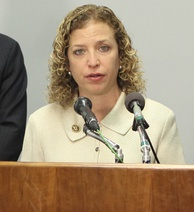 Debbie Wasserman Schultz resigned her position as chairperson of the DNC.[89]