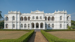The Neoclassical style Colombo National Museum