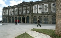 Founded in 1290, the University of Coimbra is Portugal's oldest.