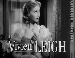 Vivien Leigh in the trailer for A Streetcar Named Desire