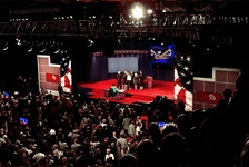 2008 Vice Presidential Debate at the Washington University Field House