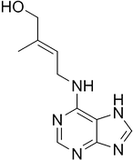 The cytokinin zeatin is named after the genus of corn, Zea.