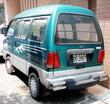 1999 Ford Pronto van (Taiwan)