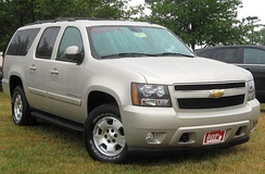 The longest-lived continuous automobile nameplate still in production in the world is the Chevrolet Suburban[21]