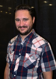 Star Trek: The Next Generation actor Wil Wheaton has a recurring role as a fictional version of himself on the show.