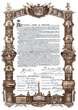 Proclamation Act of the Kingdom