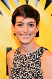 Anne Hathaway, Best Supporting Actress winner