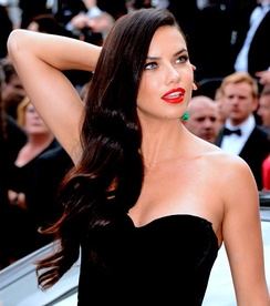 Adriana Lima is Afro-Brazilian, Portuguese,[72] Swiss, Native Brazilian, Japanese and West Indian ancestry, which classifies her as a Pardo Brazilian.[73]