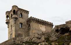 Castle of St Catalina.