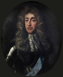 James in the 1660s by John Riley