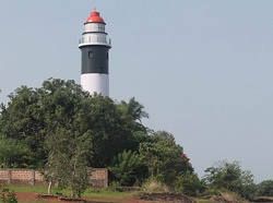 Kadalur Point Lighthouse near Koyilandy