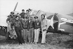 USAAF flight crew