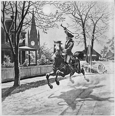 "Paul Revere's ""Midnight Ride"""