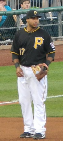 Álvarez at third base