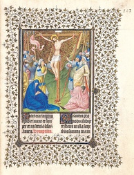 The Limbourg brothers' Belles Heures of Jean de France, Duc de Berry