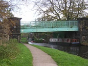 Thornhill Bridge on the canal