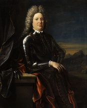 Schomberg (1615–1690), Williamite commander in Ireland; immensely experienced, he was a Marshal of France, England and Portugal.