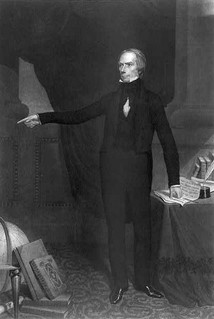 Henry Clay (1811–1814, 1815–1820, 1823–1825) used his influence as speaker to ensure the passage of measures he favored