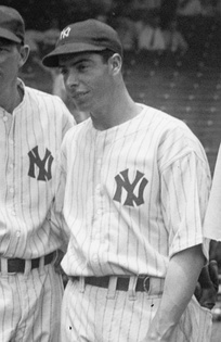 In 1941, Joe DiMaggio set an MLB record with a 56-game hitting streak that stands to this day and will probably never be broken.