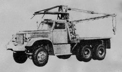 chemical warfare crane