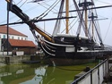 HMS Trincomalee(Hartlepool Historic Quay) - geograph.org.uk - 209088.jpg
