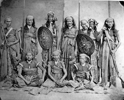 The Sasak chiefs of Lombok who allied with the Dutch to resist Balinese occupation.